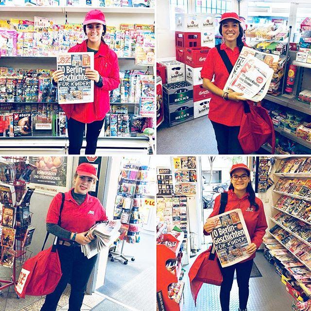 |Werbung - Seitenmarkierungen|  Sales Promotion Sonderausgabe B.Z. Kinder B.Z. - Von Kindern für Kinder  #axelspringer #salesimpact #bz #berlin #kinder #vonkindernfürkinder #sightseeing #promotion #schule #hauptstadt #linipromotion