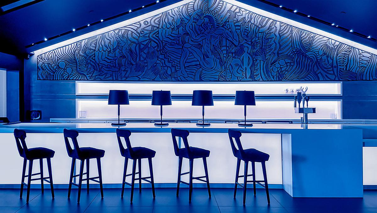 Living Room Bar - W Bellevue