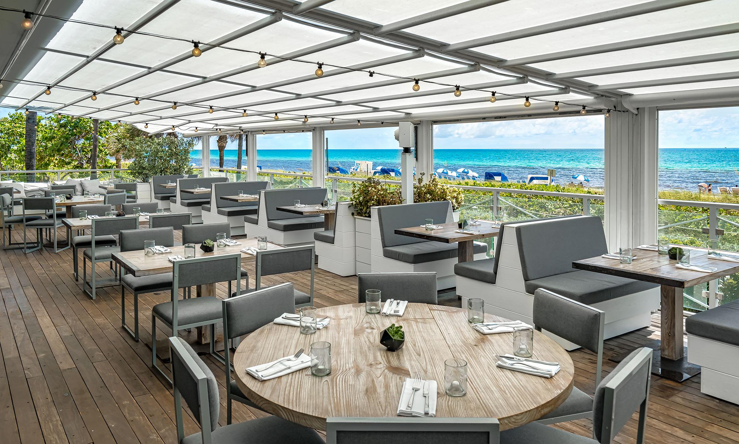 Malibu Farm Restaurant - W Hotel Fort Lauderdale