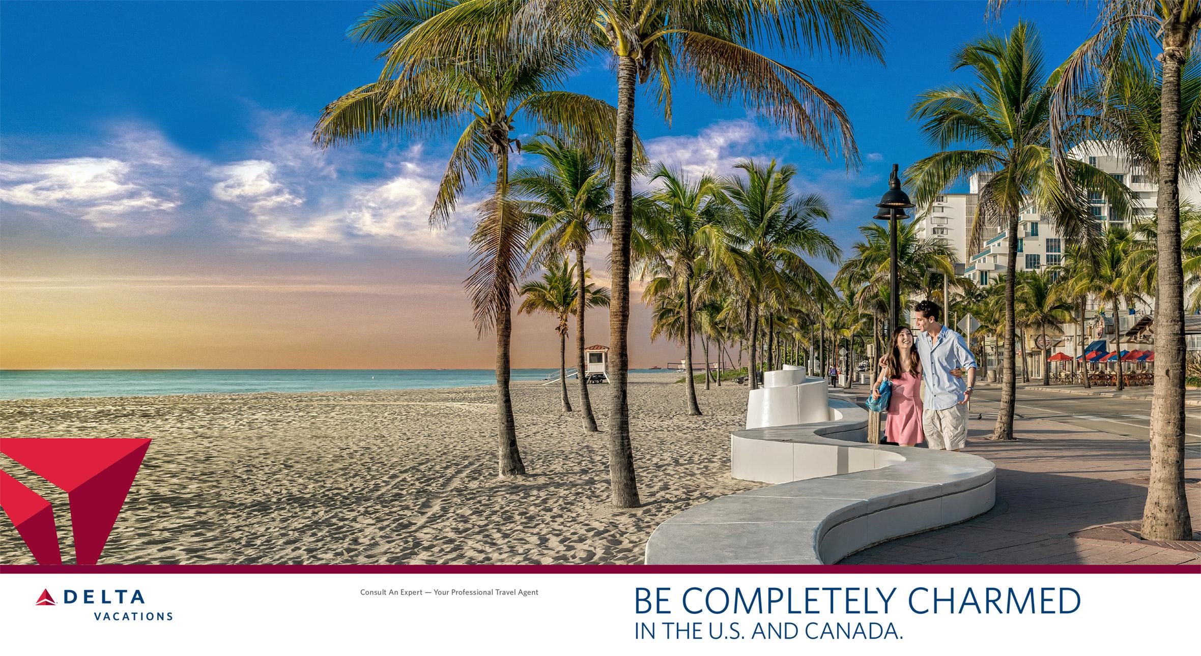 Delta Vacations Brochure Cover