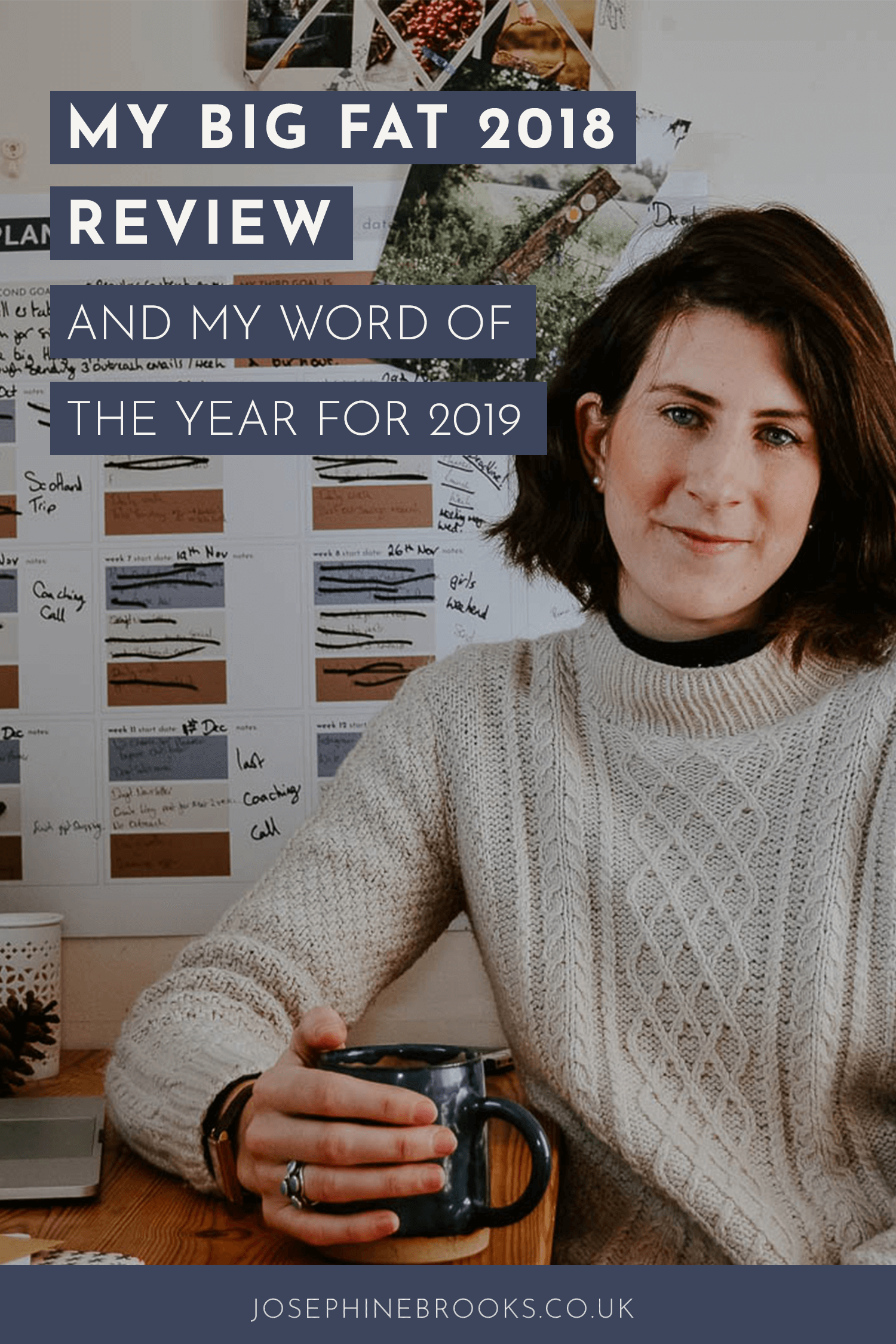 My big fat 2018 side-hustle review and my word for 2019