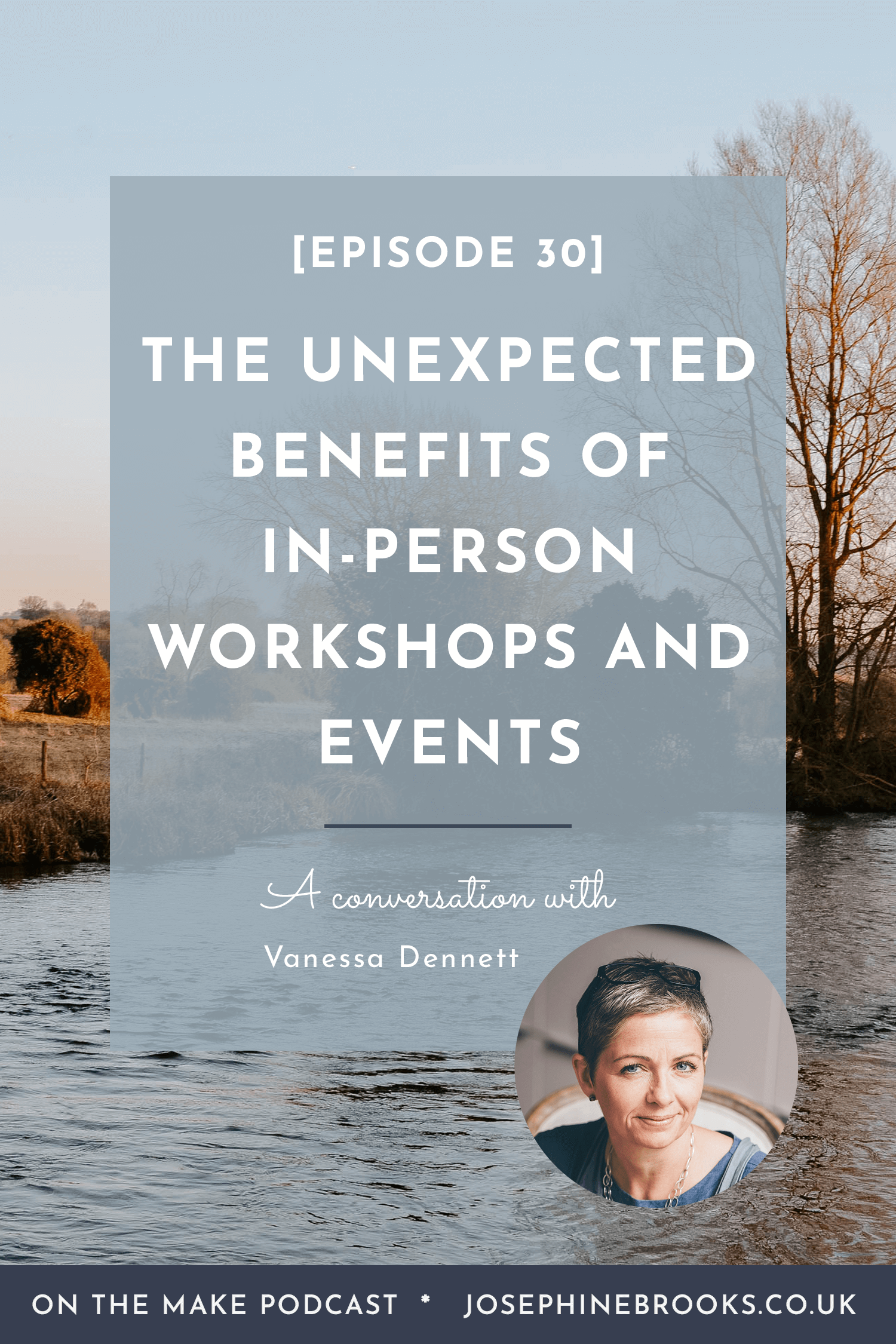 The Unexpected Benefits of in-person Workshops and Events