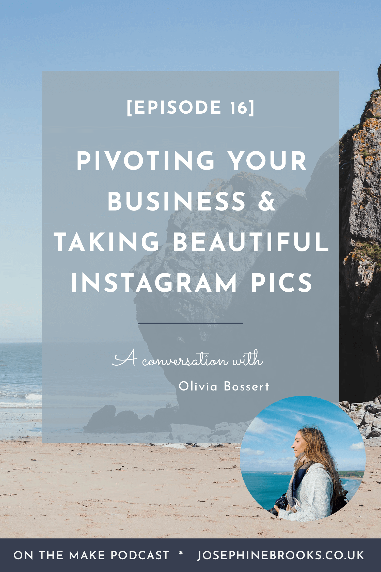 Pivoting your business and taking beautiful photos for instagram, changing direction with your side-hustle, How to create a beautiful instagram