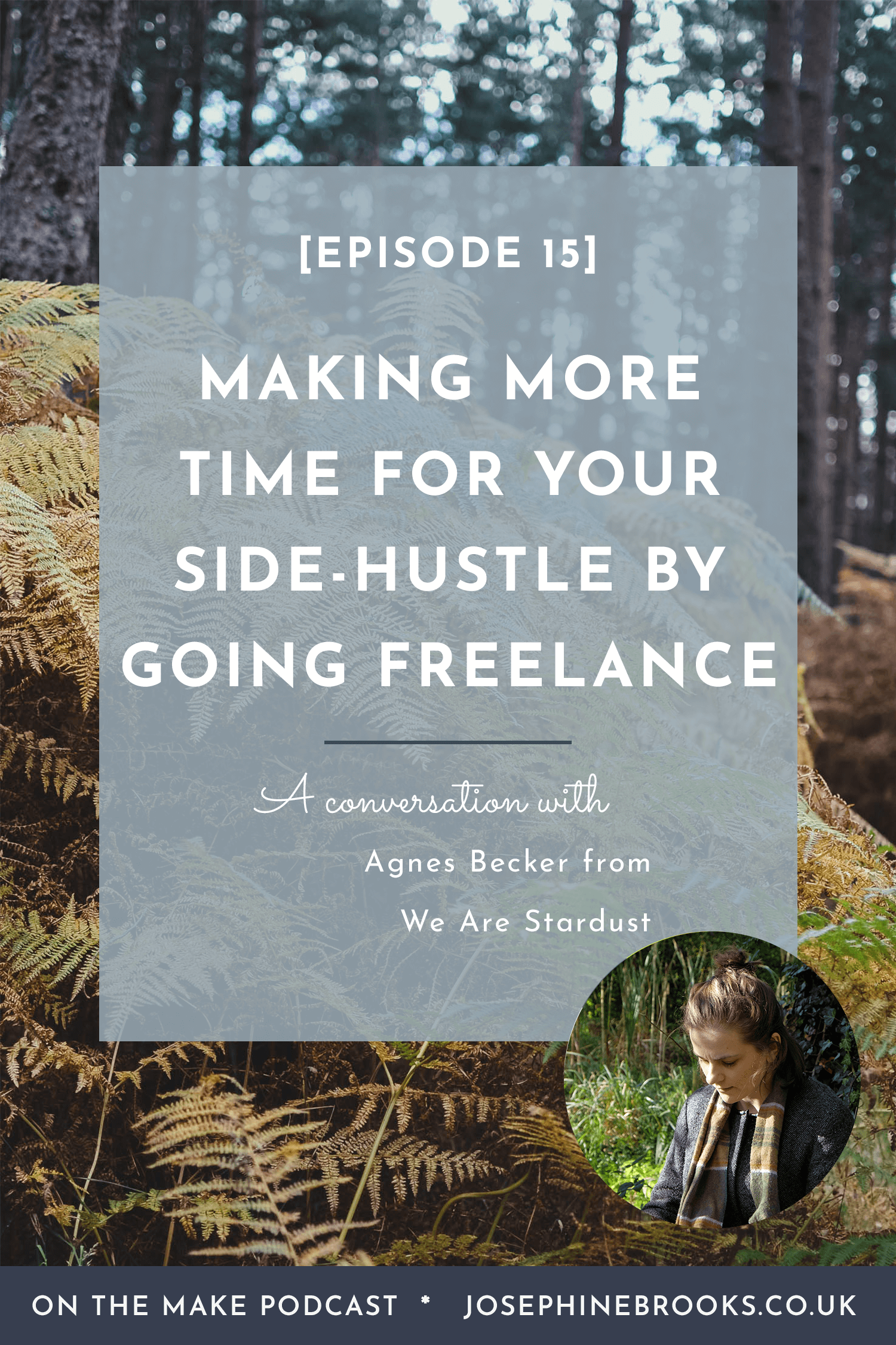 Full time to freelance - making more time for your creative business | How to take a side-hustle full time | How to start freelancing