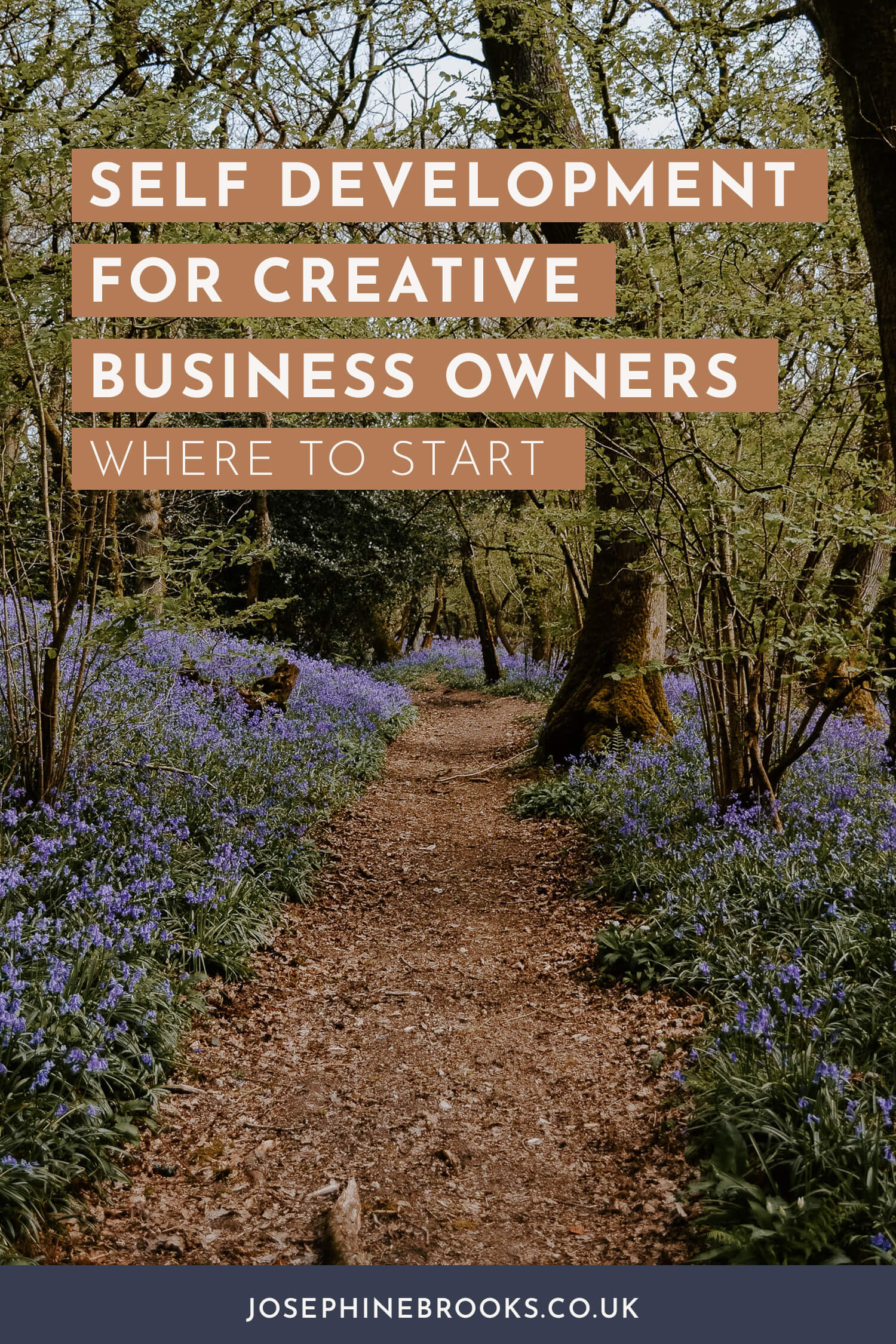 Self Development for Creatives, where to start with learning more about yourself and figuring out what you want to do, Self development for creatives, get to know yourself, Personality tests for creatives, Growing a creative business tips, Handmade business growth strategies | Josephine Brooks