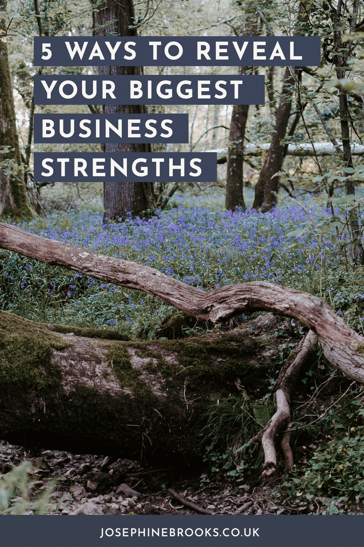 5 ways to reveal your biggest business strengths, Personal development creatives, Strengths finder for makers and designers, how to find out strengths and weakness, 5 ways to discover your biggest creative business strengths | Josephine Brooks
