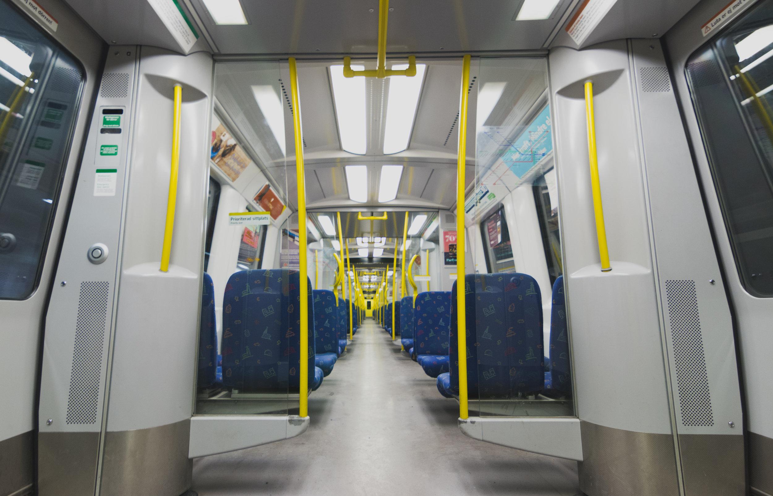 Tunnelbana+Stockholm+Krönika