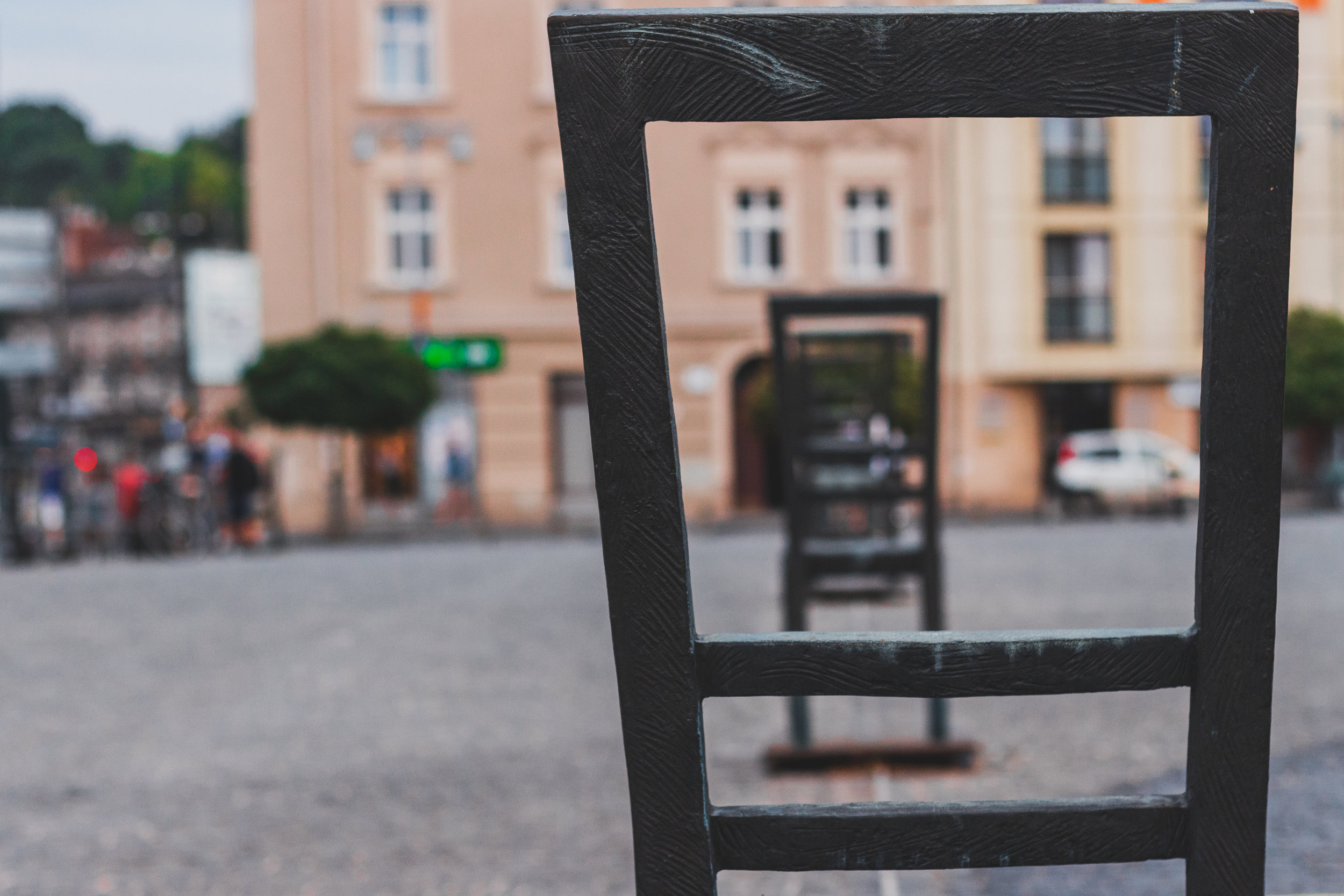 Poland+Kraków+To do+Ghetto Heroes Square+Jewish Quarters
