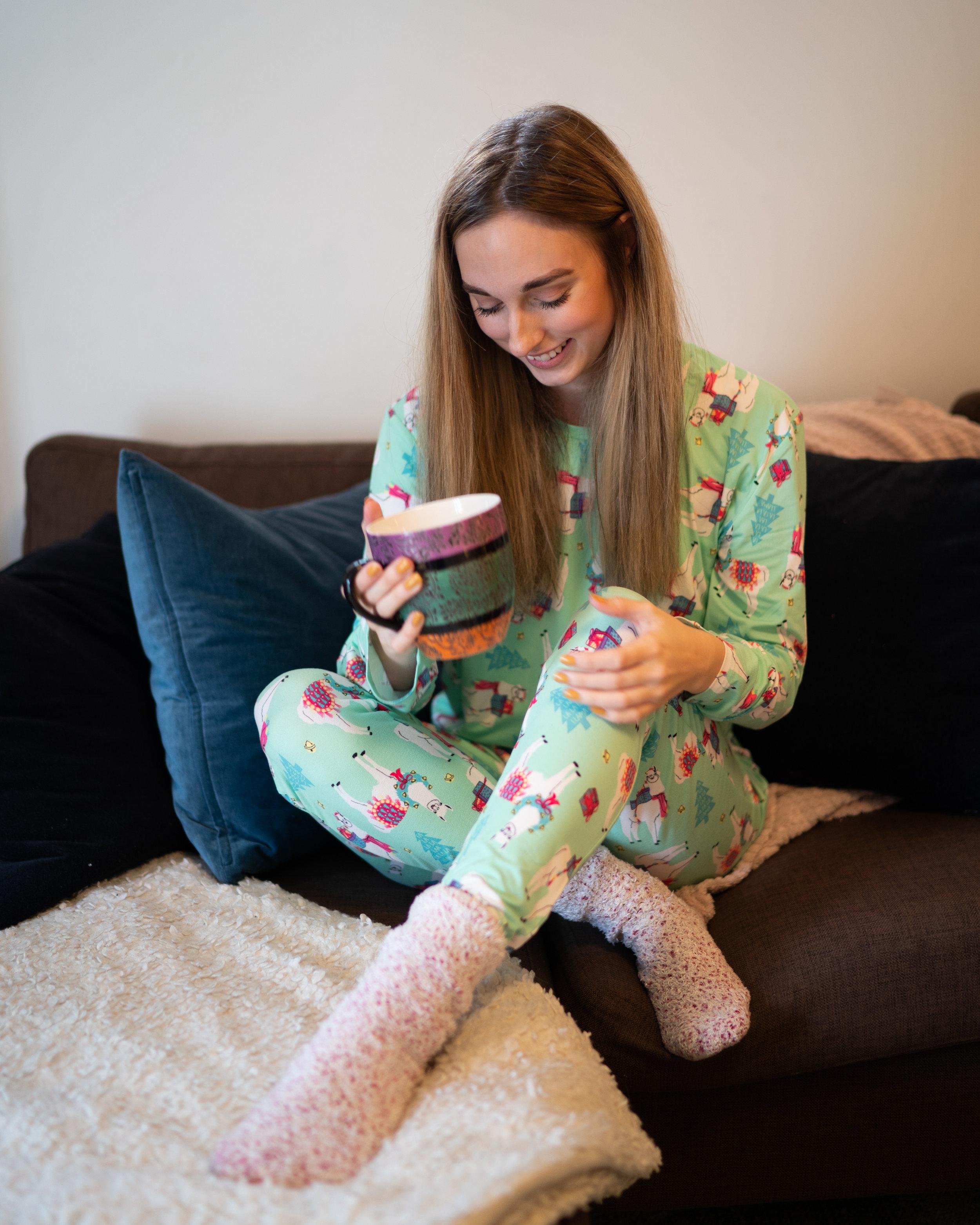 chelsea peers+pyjamas