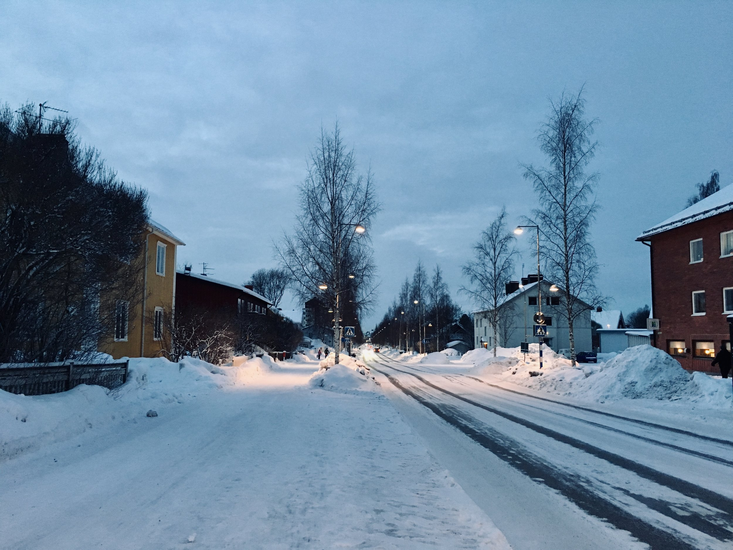 norrland+umeå+vinter
