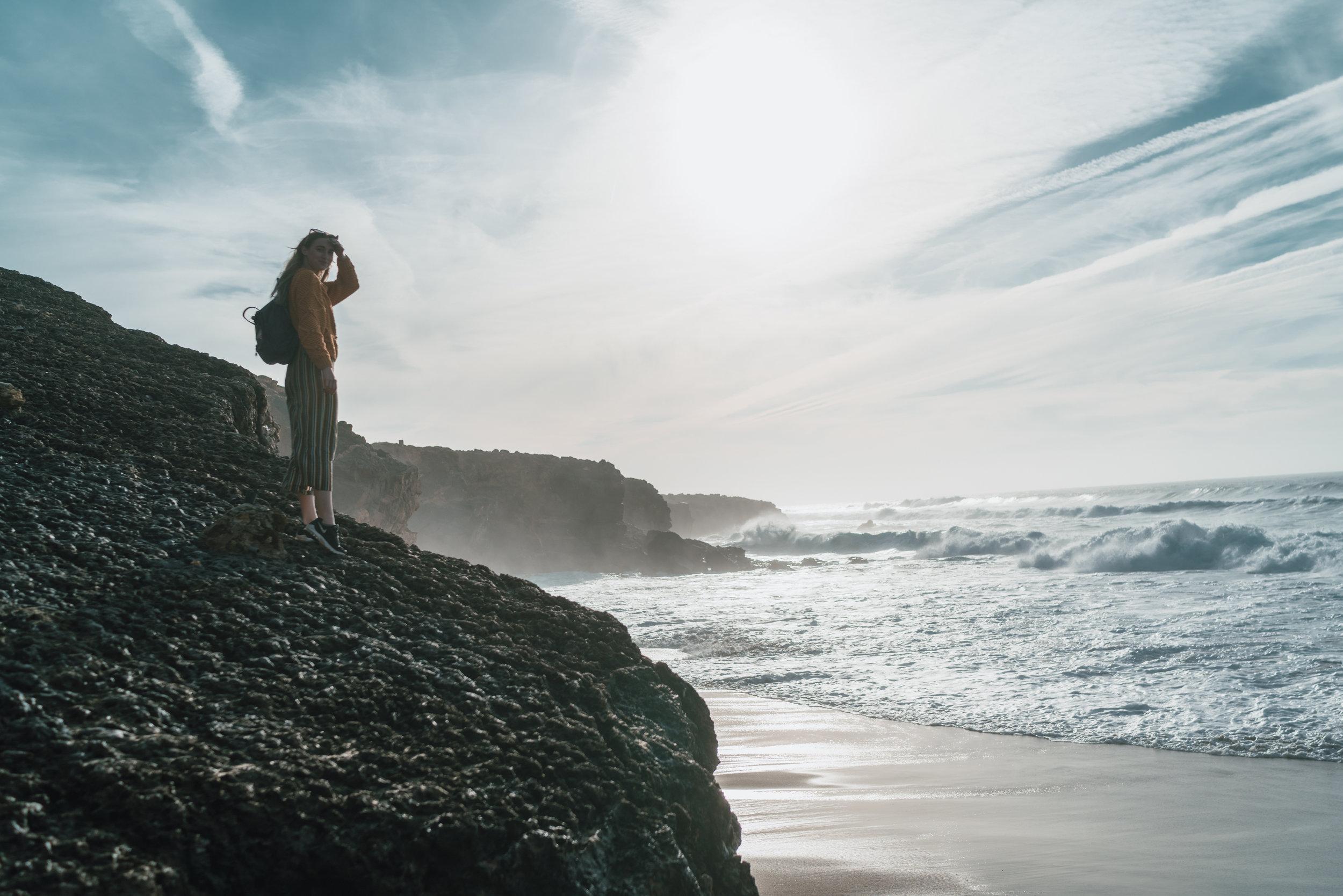 portugal roadtrip+ericeira+praia de cresmina