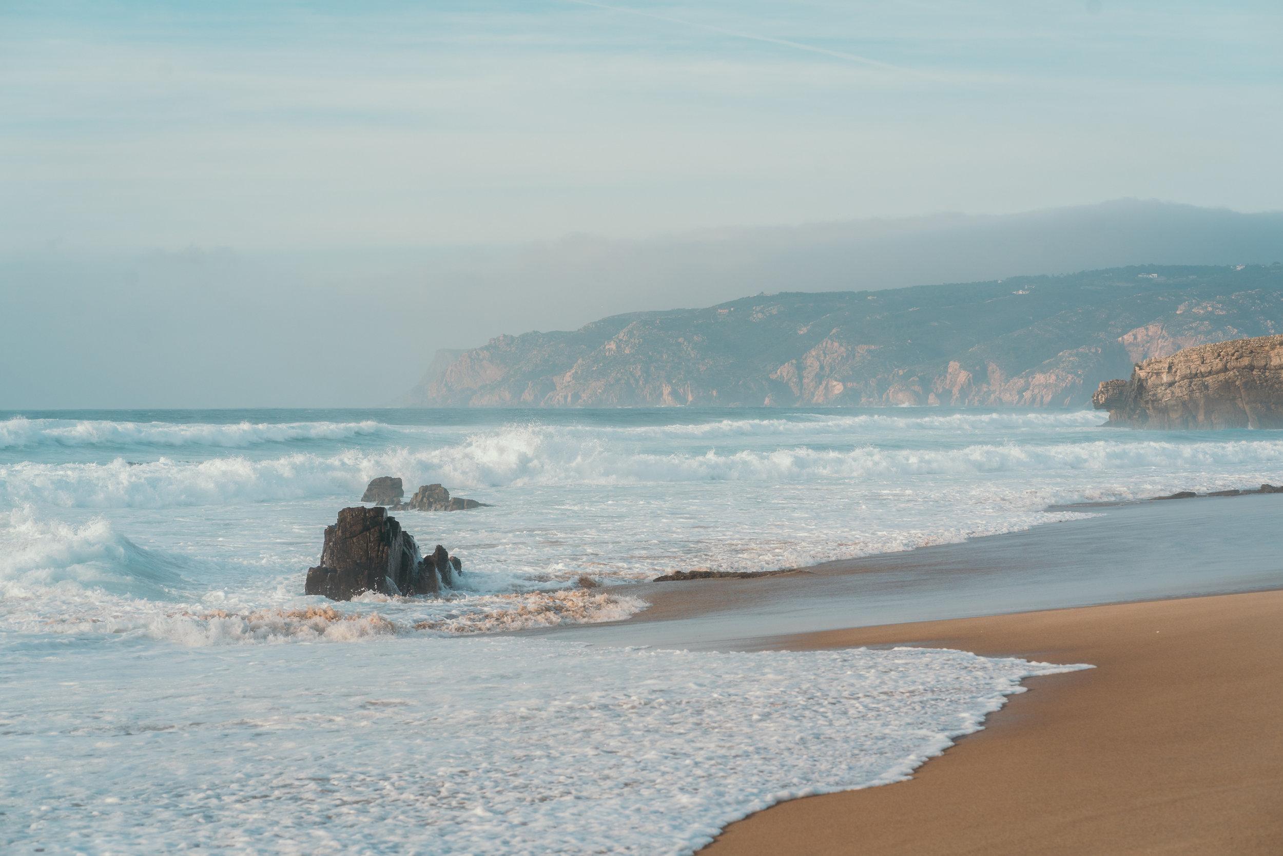 portugal roadtrip+praia de cresmina