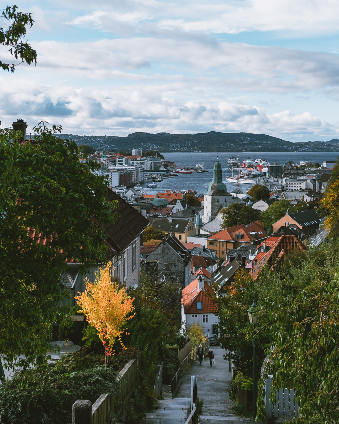 norge+bergen+guide