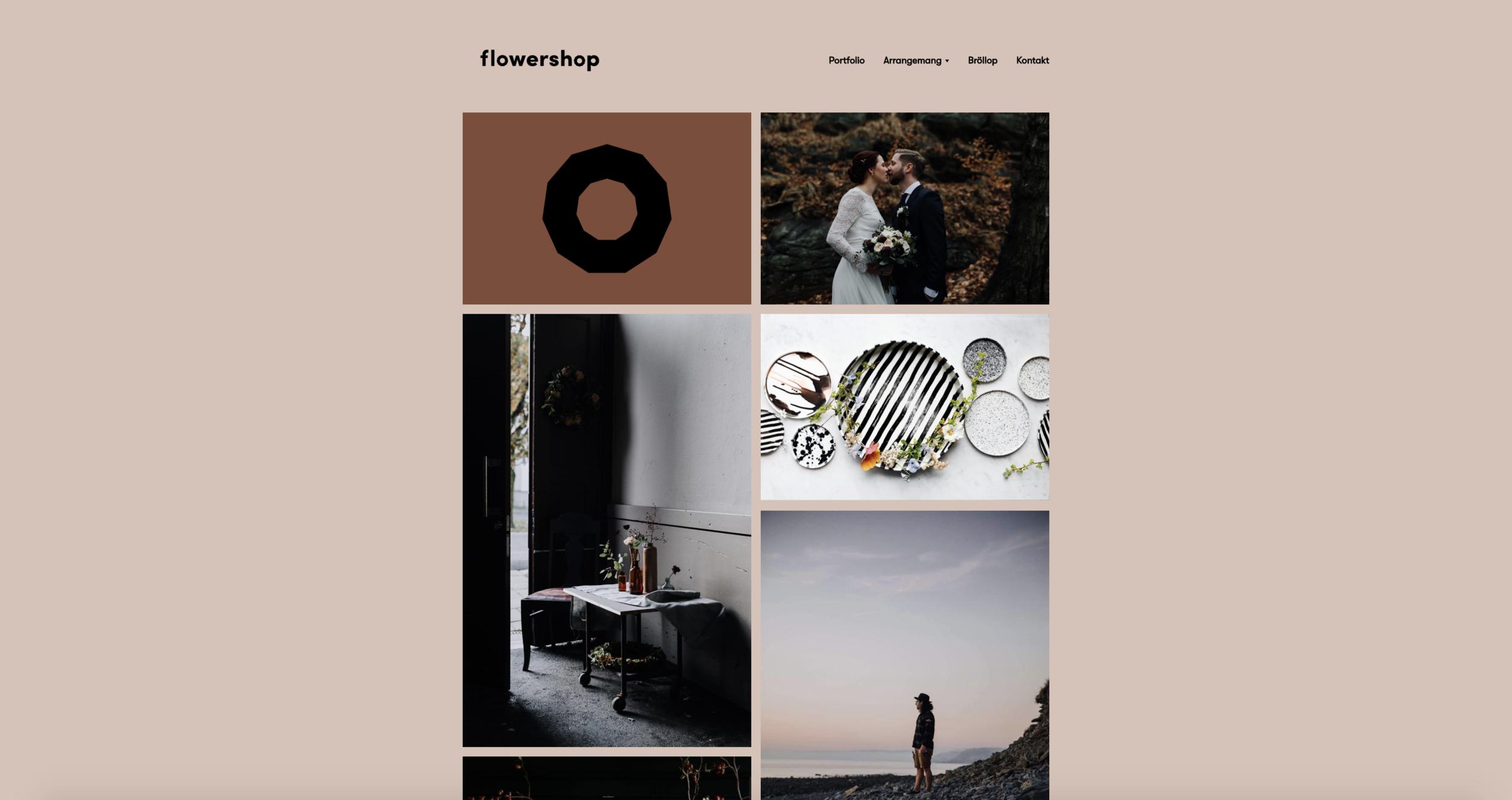 the flowershop+webbdesign