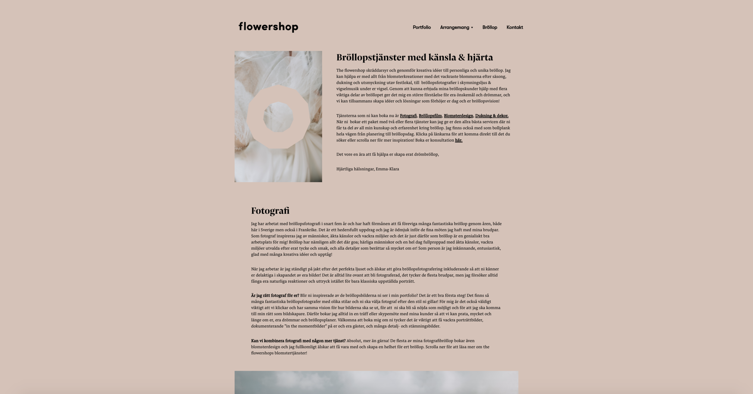 the flowershop+webdesigin