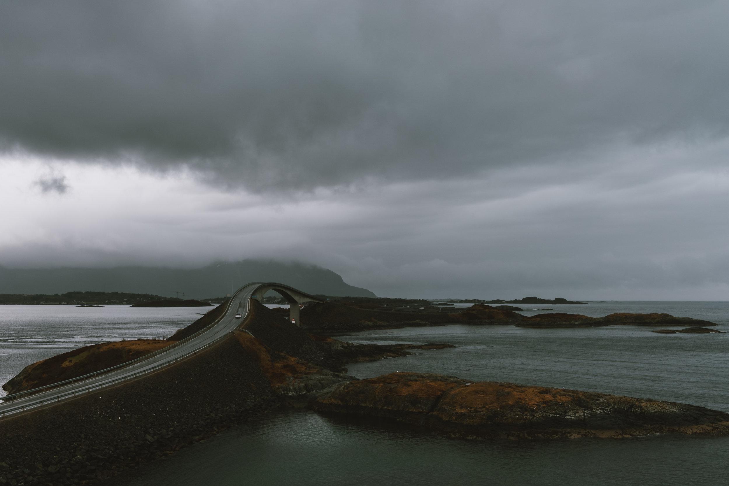 norge+atlantic ocean road+reseblogg