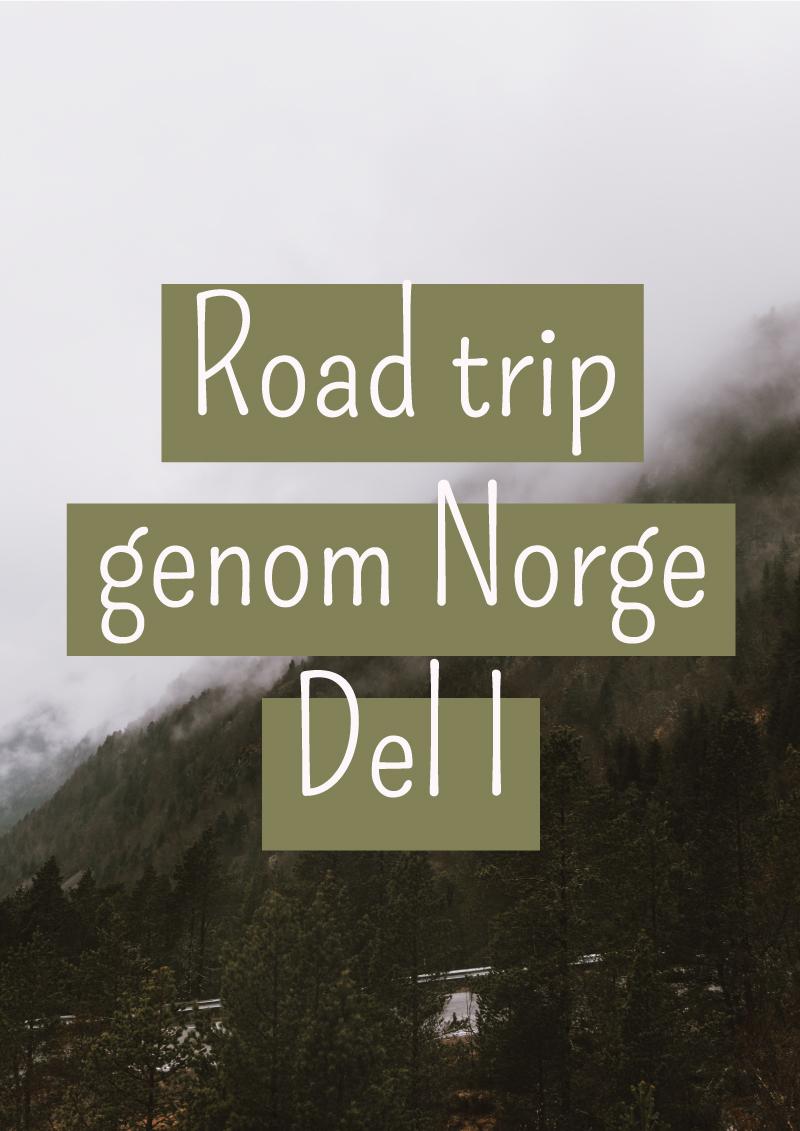 norge+road trip+reseblogg