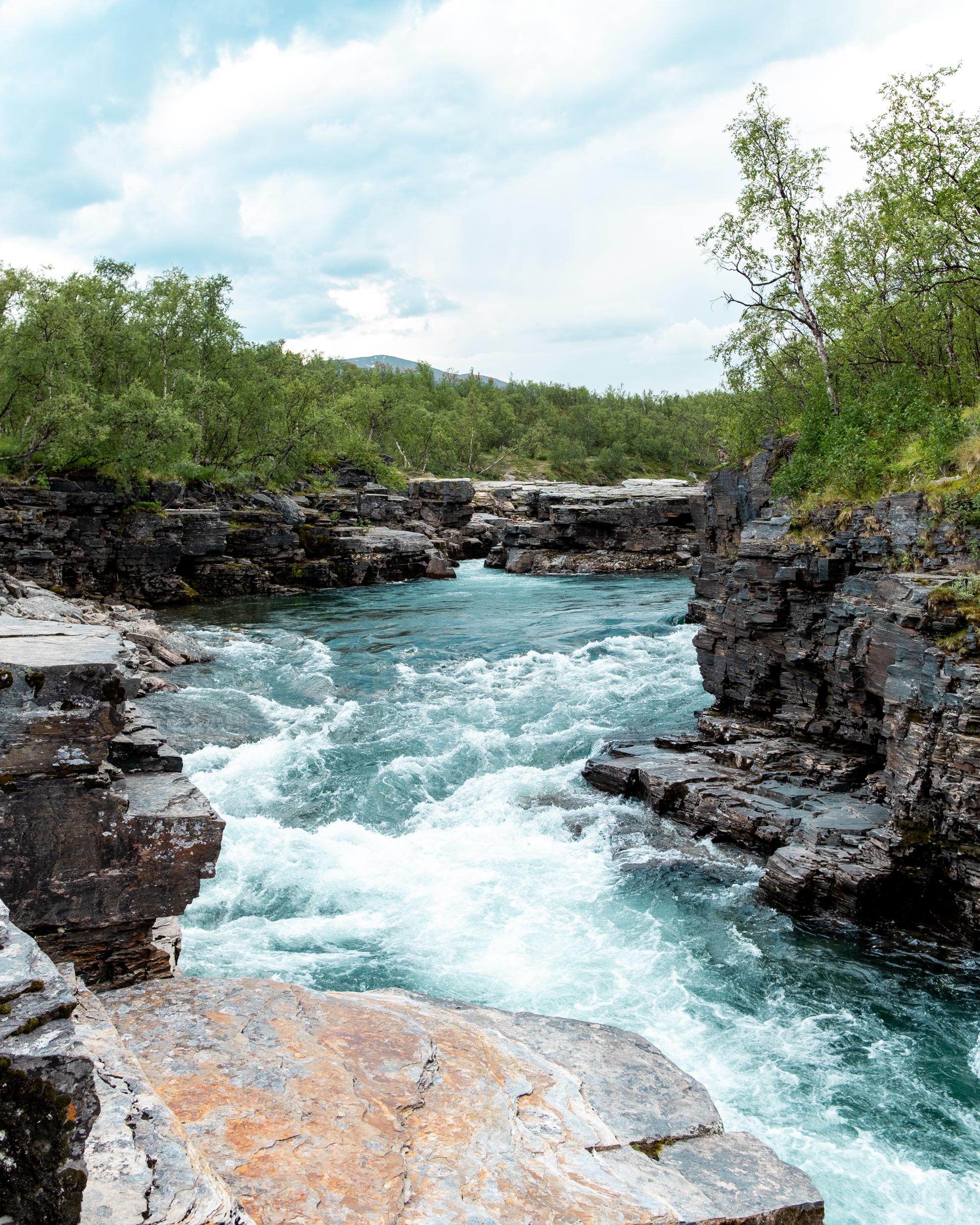 abisko+nationalpark+att göra+vandringsleder