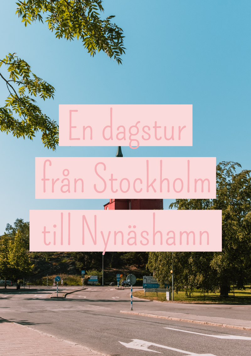 nynäshamn+att göra +stockholm