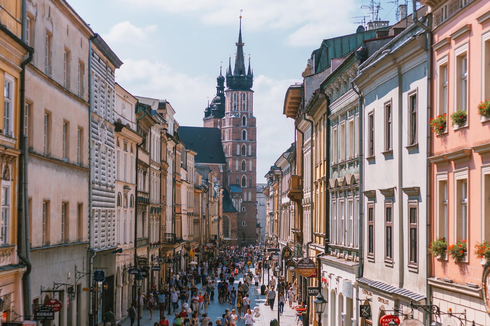 krakow+polen+guide