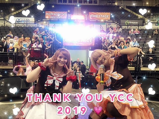 Thank you so much @yorkshirecosplaycon ! We had a lot of fun! See you next time ❤️🧡 #YCC2019 #Chekiss #YorkshireCosplayCon