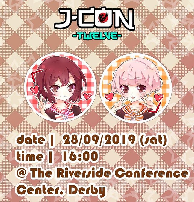 ✨LIVE ANNOUNCEMENT ✨  The focus is your heart!  Chekiss will be making their first appearance at @jconderby  on the 28th of September, 2019!  Don't miss it! 💖
