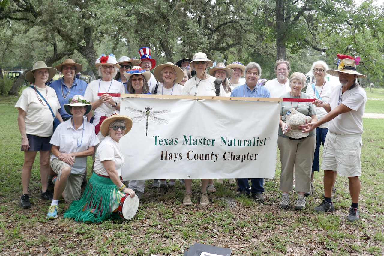 HCMN participating in the Wimberley July 4 Parade.