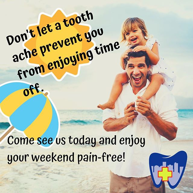 Rain or shine, we're here all weekend if you need us! Simply call 803-764-3320 😁☔️☀️ • • • #westcolumbia #westcolumbiasc #universityofsouthcarolina #columbiasc #lexingtonsc #lexingtonmedicalcenter #palmettohealthrichland #urgentcare #toothache #weekenddentist #emergencydentist #emergencydental #loveyoursmile #wecanhelp #lakemurraysc #lakemurray #becauselifeisbusy