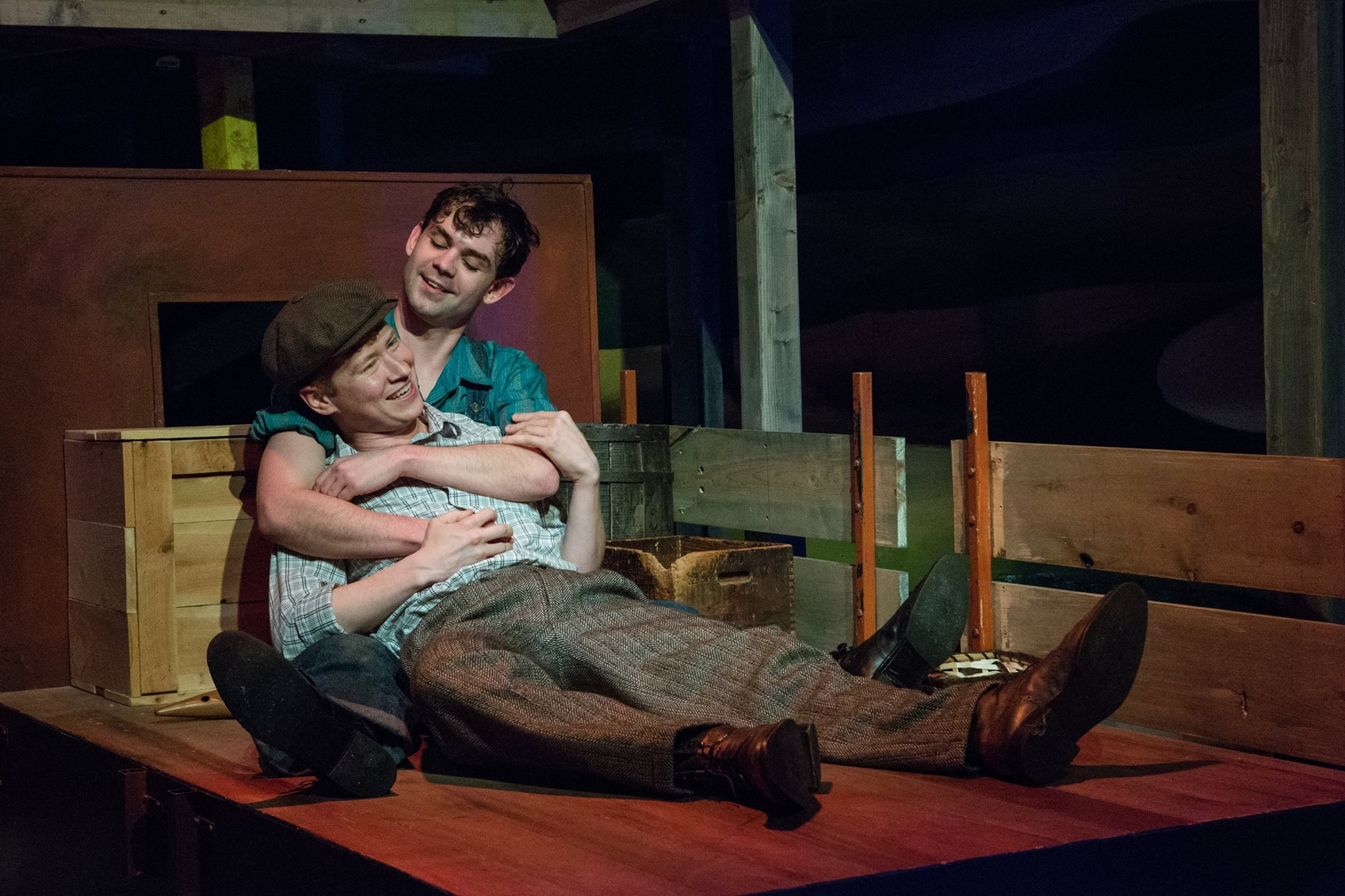The Grapes of Wrath, The Gift Theatre