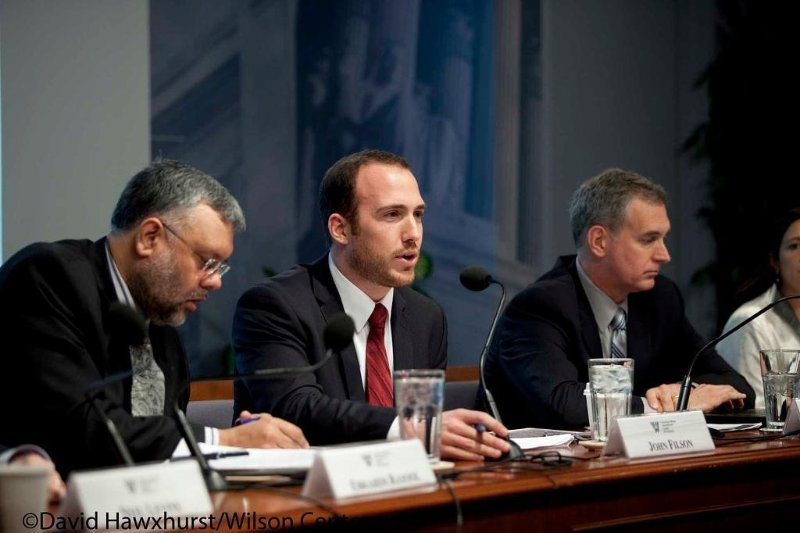 Moderating Wilson Center Panel on the New Deal for Engagement in Fragile States