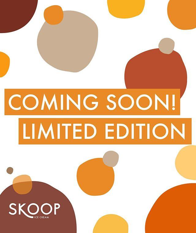 Achter de schermen zijn wij druk bezig geweest met onze eerste limited edition smaak! In beperkte oplage binnenkort beschikbaar 🥳! • Welke smaak denk jij dat we hebben ontwikkeld voor dit najaar? • #skoopicecream #skoop #skoopijs #weskoopupthegoodstuff #getyourskoopon #skooplimitededition