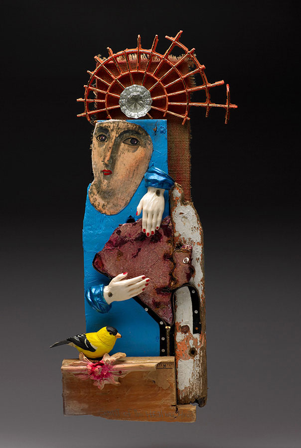 Saint of the Healing Heart