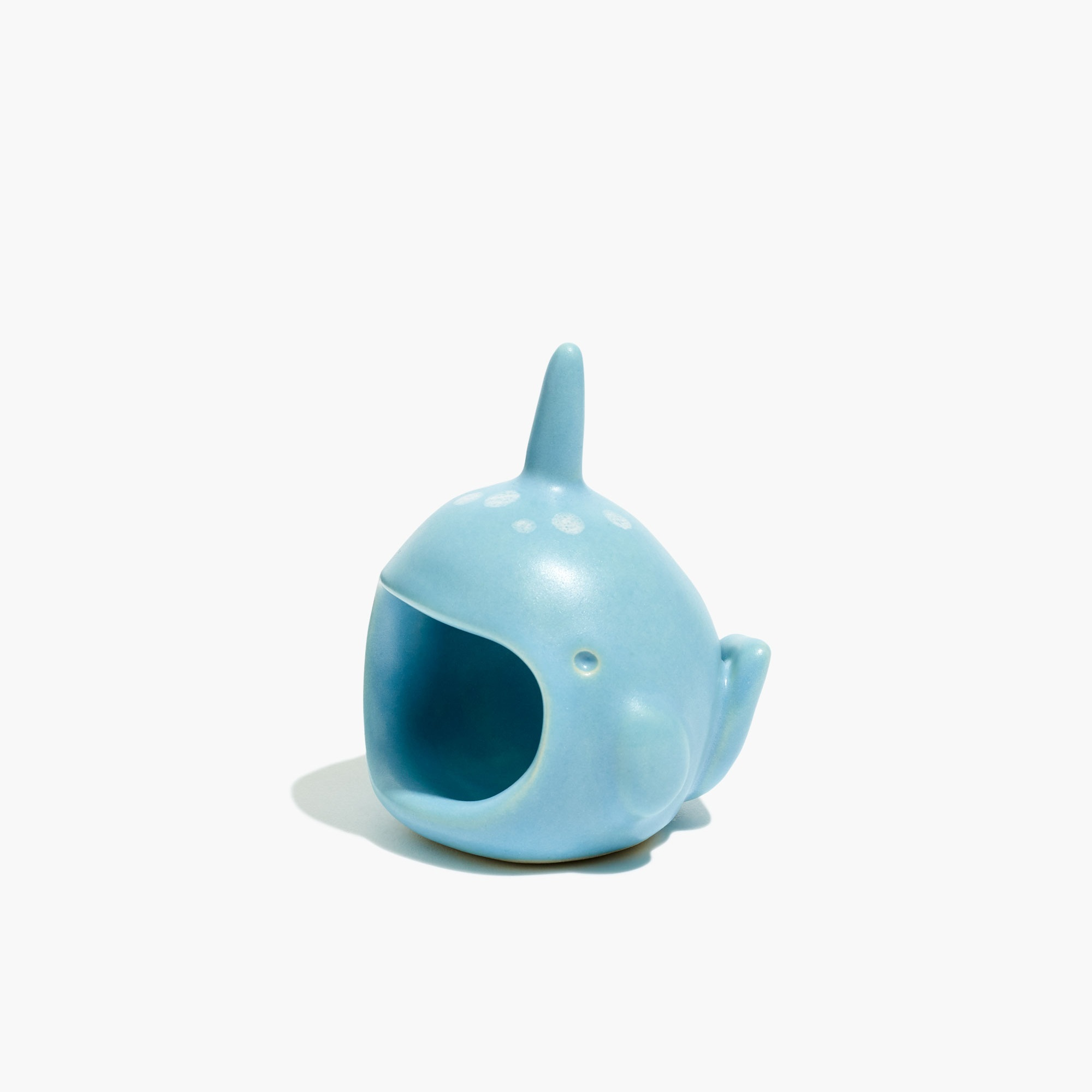 Blue Baby Narwhal