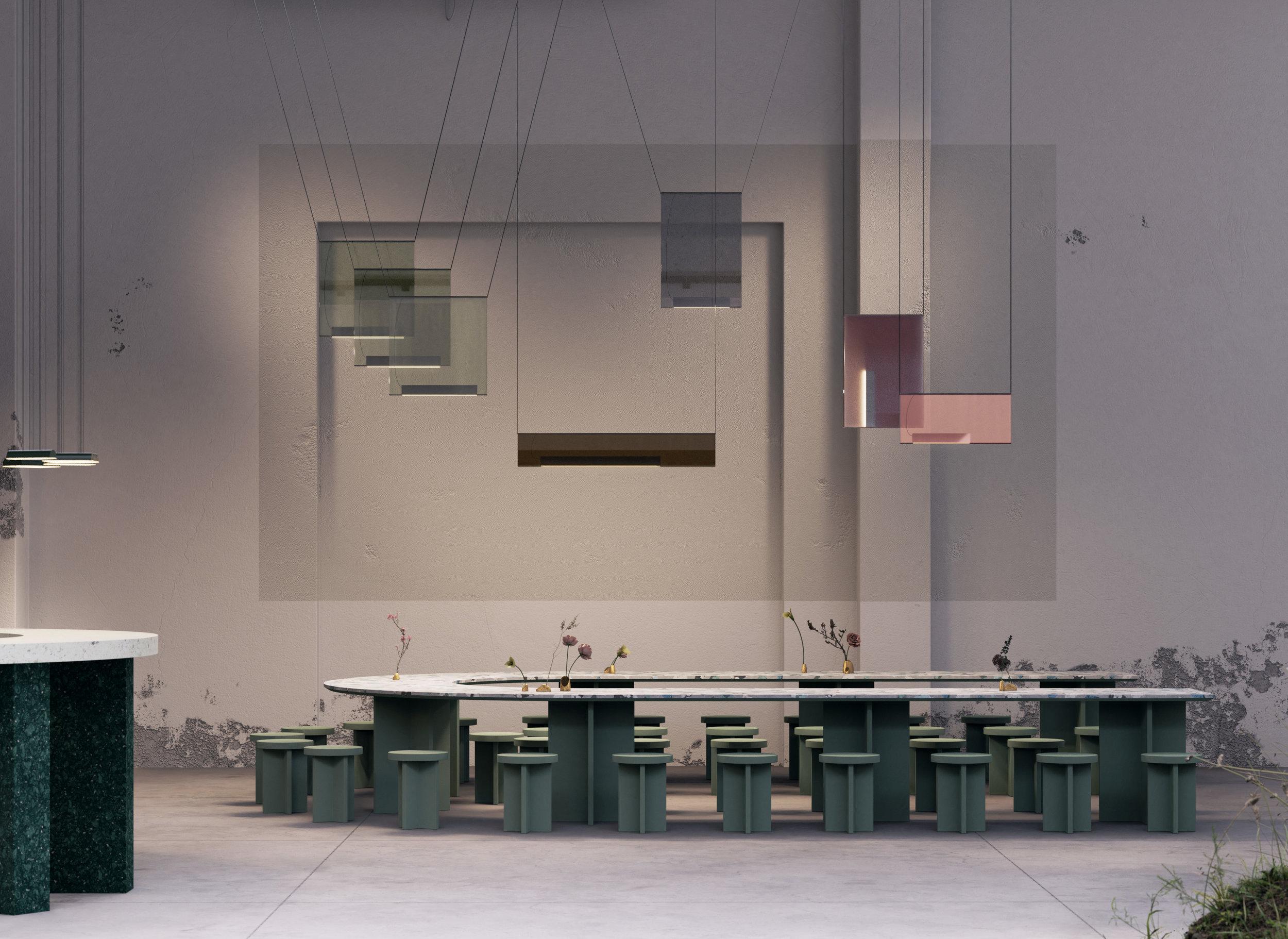 LAMBERT & FILS + DWA DESIGN STUDIO