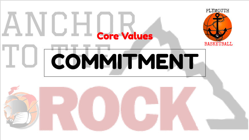 Anchor To The Rock: Commitment