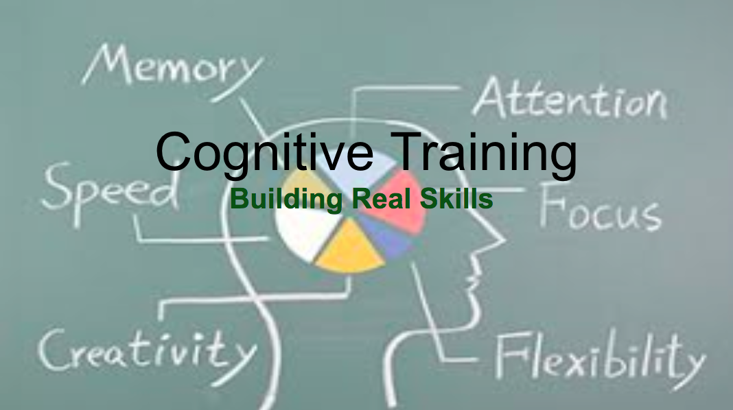 Cognitive Training