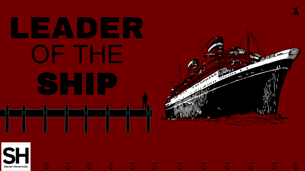 LEADER of the SHIP *Click to view*