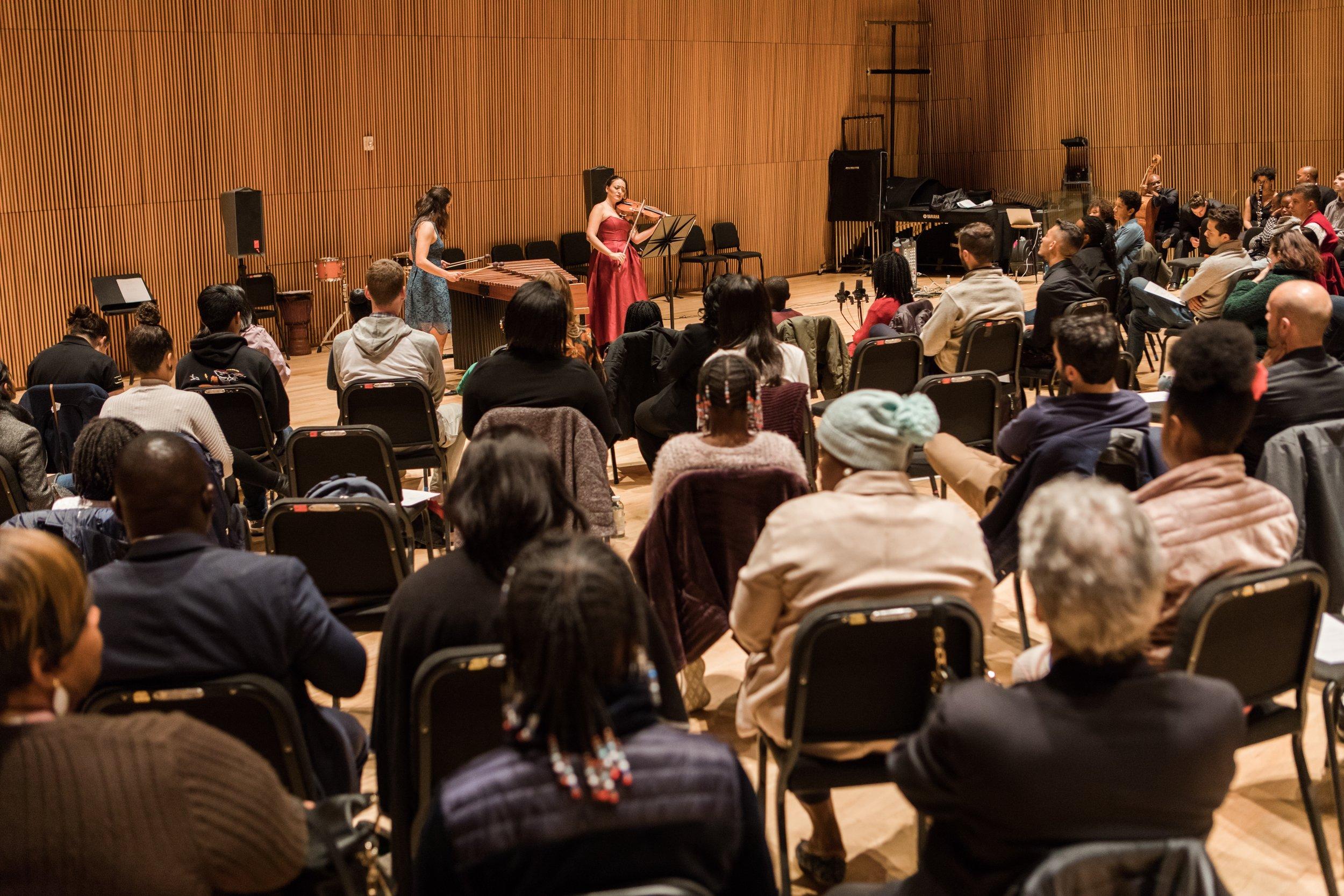 En Root Debut Concert: NYC