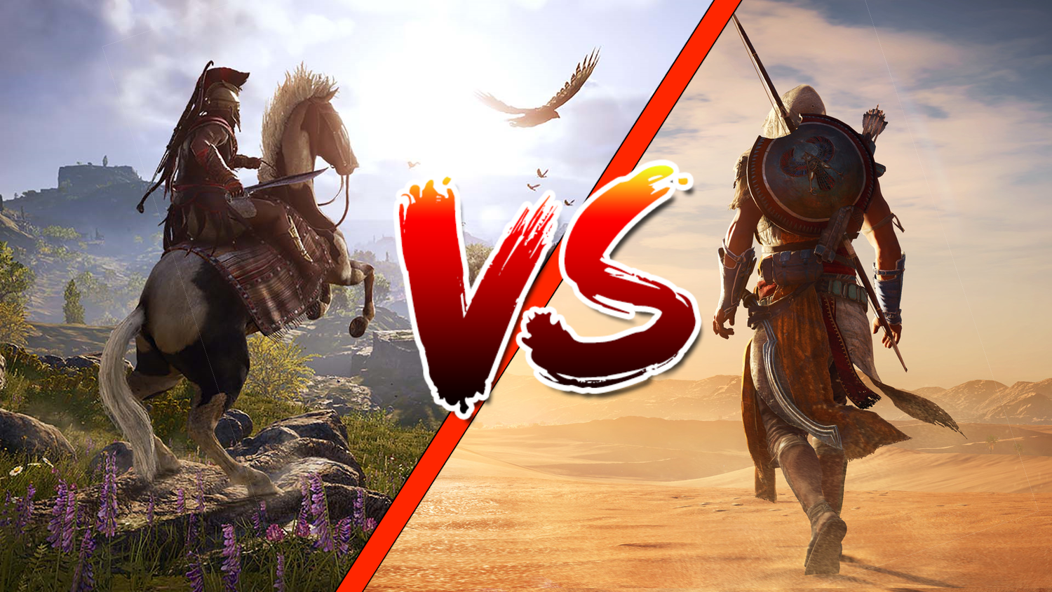 Ui Comparison Assassin S Creed Origins Vs Odyssey Rambling