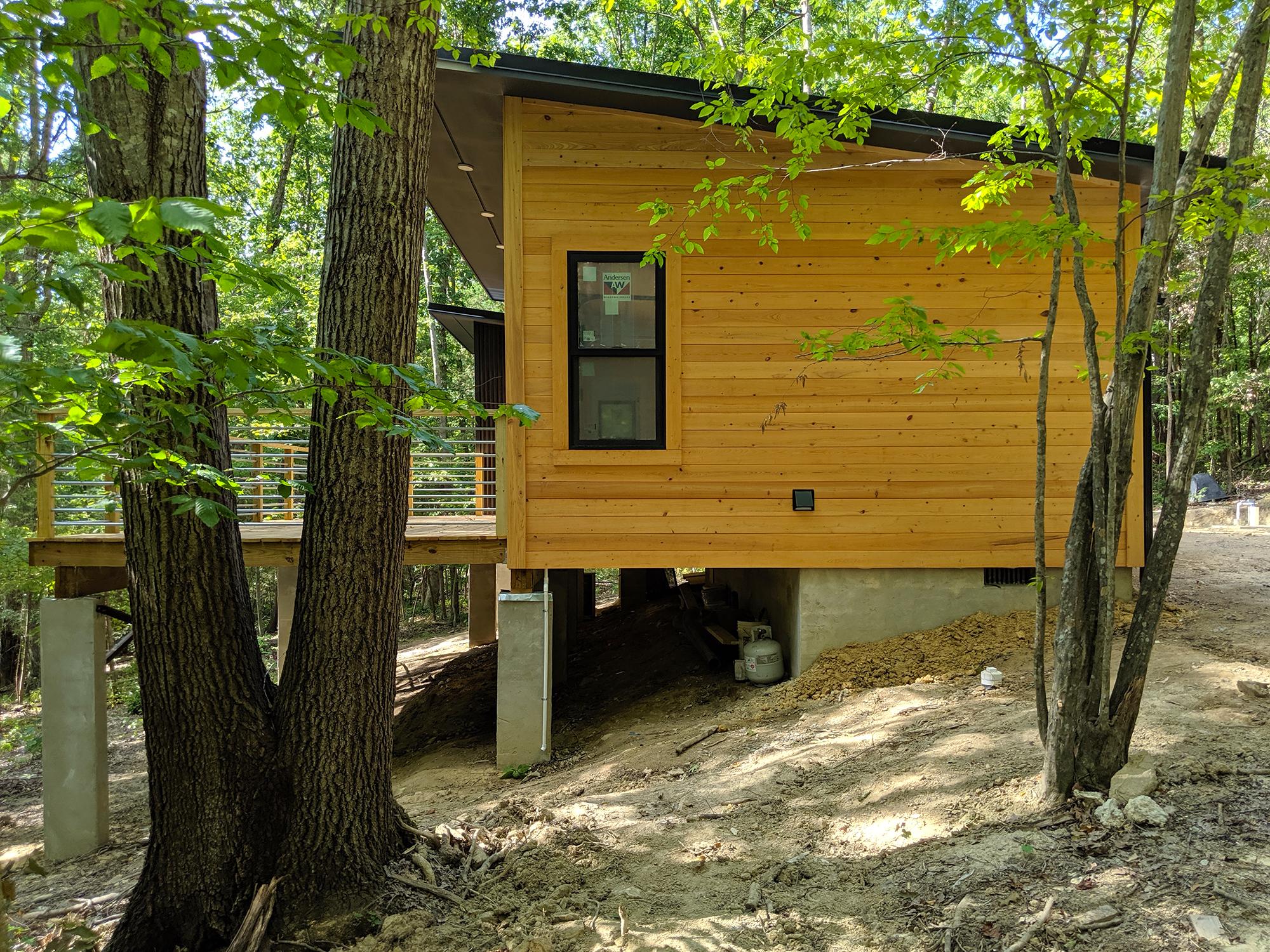 Hughes Custom Cabin