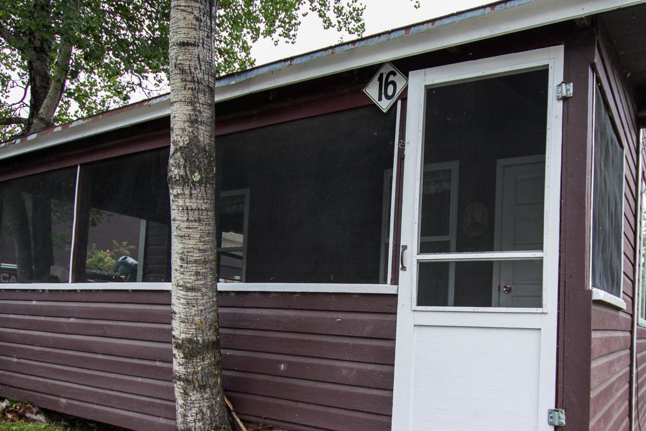 Cabin 16