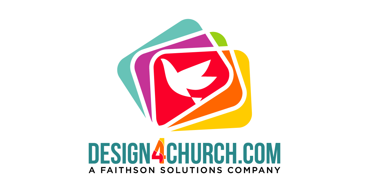 - You have three options when it comes to design in the Church world.Clip Art from the 1990s, let's be honest even the children's minister knows this doesn't look good.A one size fits all company, where you share the same graphic with 1,000+ other churches.Bring an idea to the table and get it custom designed to meet your goals vision.Until Design4Church.com you couldn't afford option three, so instead of option 1, you settled for option 2. Don't settle.