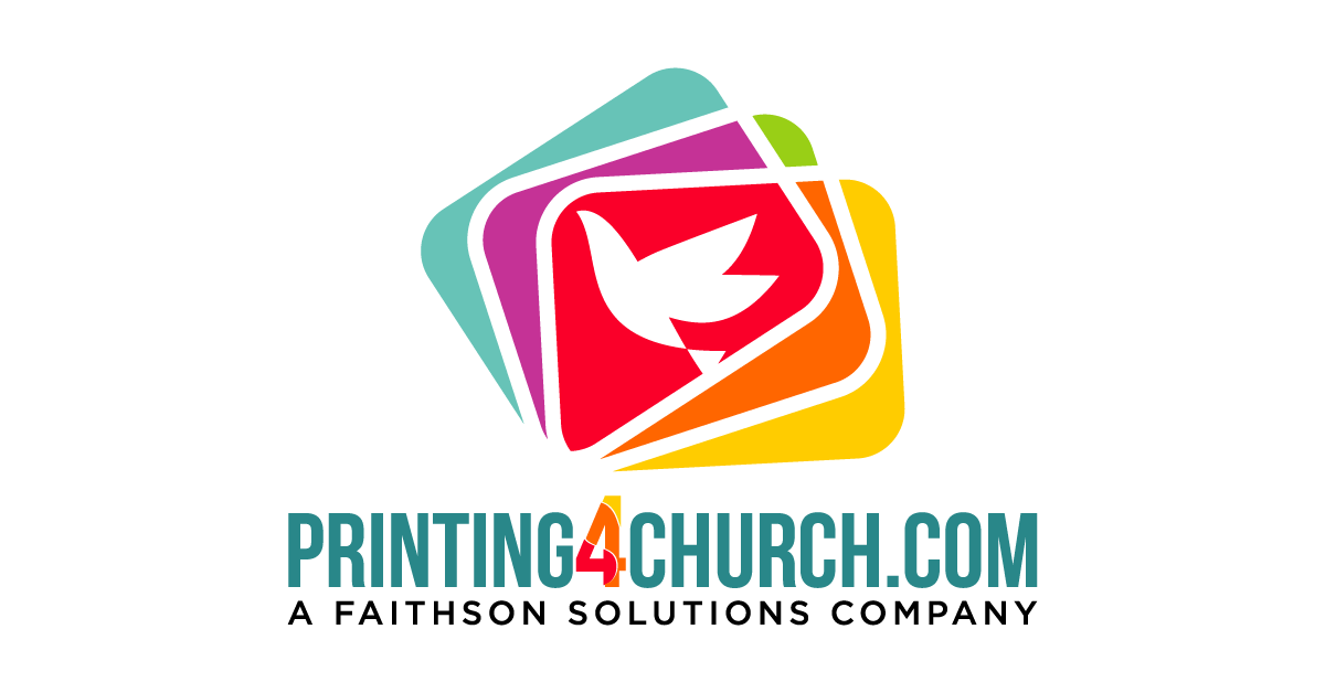 - You shouldn't have to choose between printing this or that to fit into your ministry budget. Printing4Church.com helps your budget make a more significant impact with their low price guarantee. We guarantee you're getting the best price and the same top quality as big-box names.