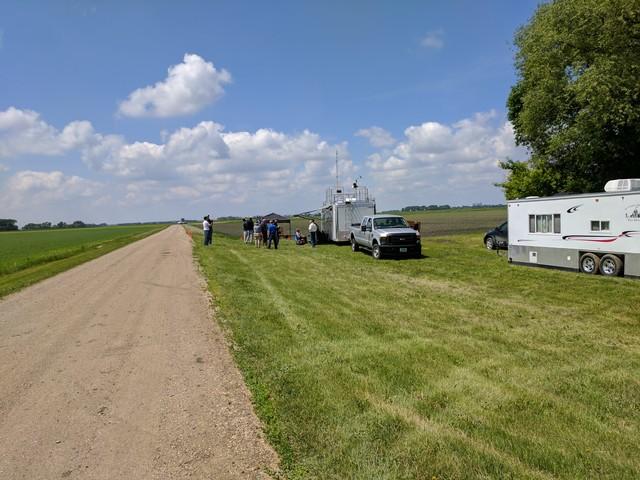 Botlink and other drone companies converge on the Northern Plains UAS Test Site in Grand Forks, N.D. , to begin testing NASA's UTM system.