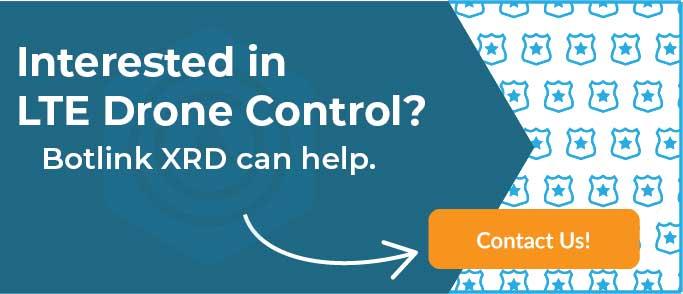 4G LTE Cellular BVLOS Drone Control - XRD - Botlink