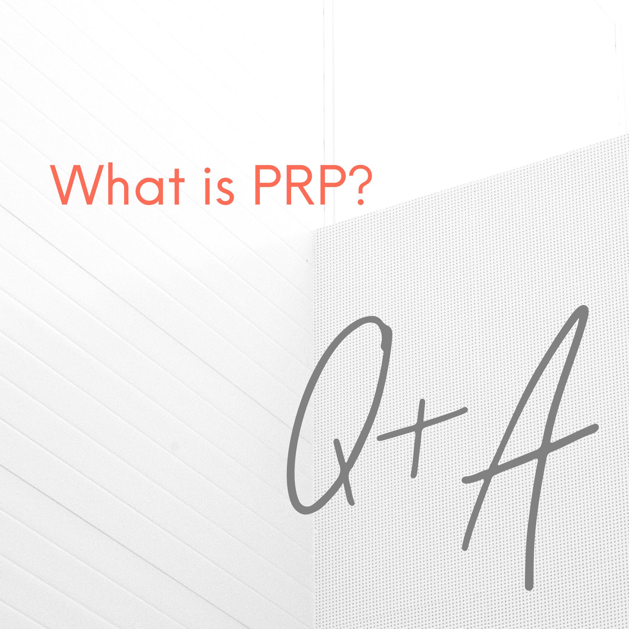 What is PRP .jpg