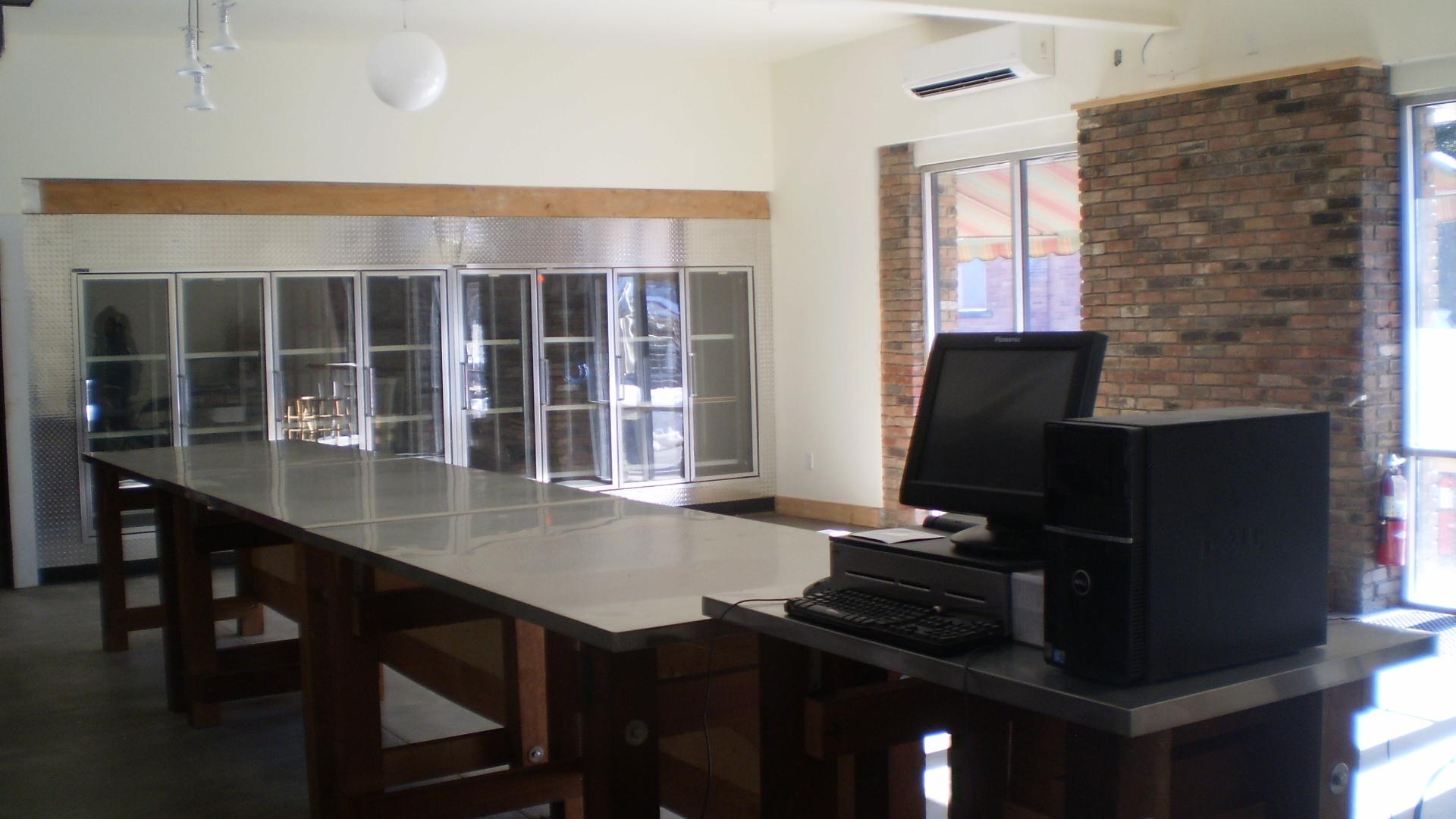 kitchen - tables & cooler.JPG