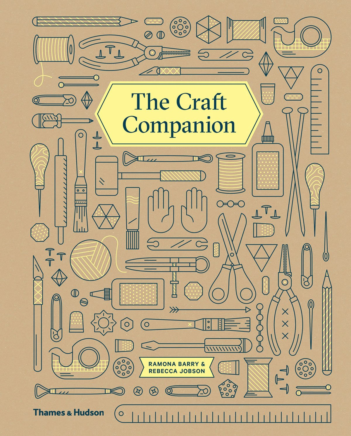 The Handmade Life by Ramona Barry and Rebecca Jobson - The essential how-to guide to major crafting techniques, including work from more than 150 contemporary artists for inspiration and projects to galvanize your creativity in every medium