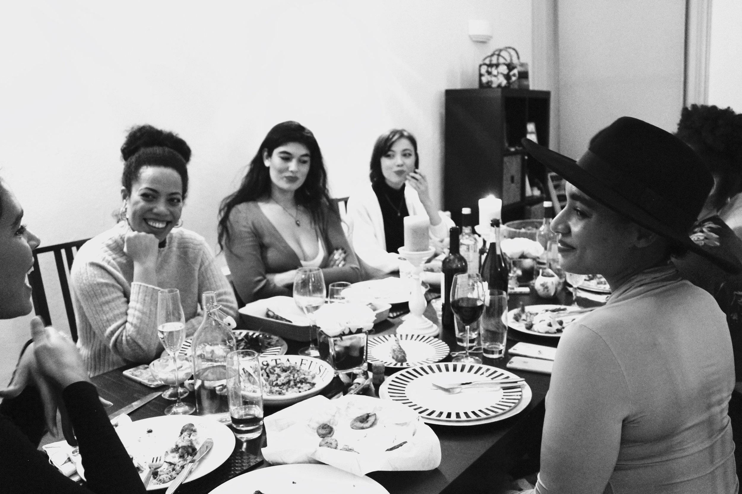POSTSCRIPT x HaluHalo Dinner & Conversation