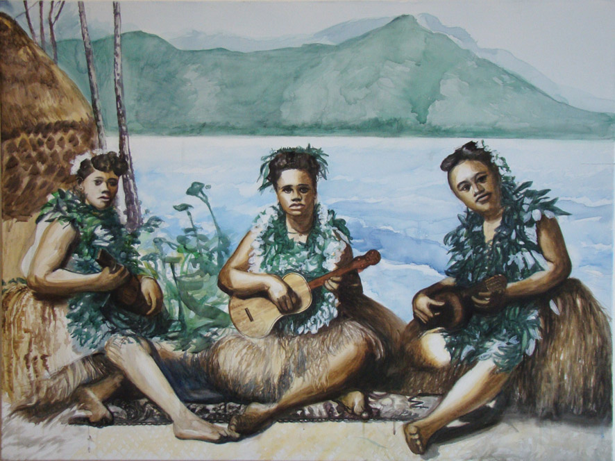 Uku'lele Dancers